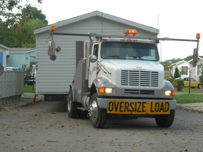 Mobile Home Movers